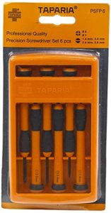 Taparia PSFP 6 Precision Screw Driver Set Rs 169 amazon dealnloot