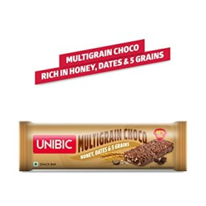 Unibic Snack bar Multigrain Choco 360g Pack Rs 328 amazon dealnloot