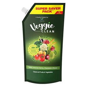 Veggie Clean Fruits and Vegetables Washing Liquid Rs 149 amazon dealnloot