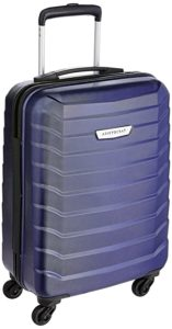 Aristocrat Juke Polycarbonate 55 cms Blue Hard Rs 2099 amazon dealnloot