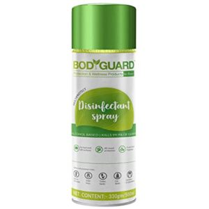 BodyGuard Disinfectant Sanitizer Spray for Multi Surfaces Rs 219 amazon dealnloot