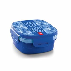 Cello Jolly Lunch Box, Blue at Rs 175