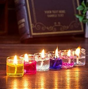 Ein Sof 100 Pure Wax Jel Candles Rs 300 amazon dealnloot