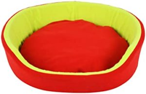 Fluffy s Luxurious Soft Dog Cat Bed Rs 720 amazon dealnloot