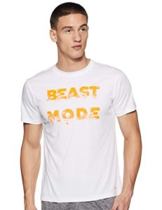 Fusefit Men s Sports T Shirt Rs 149 amazon dealnloot