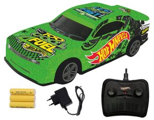 Hot Wheels Remote Control Rechargeable Racing Car Rs 480 amazon dealnloot
