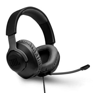 JBL Quantum 100 Wired Over Ear Gaming Rs 2199 amazon dealnloot