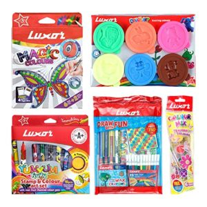 Luxor Play from home combo Rs 269 amazon dealnloot