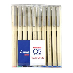 Pilot O5 Roller Ball Pen Pack of Rs 421 amazon dealnloot