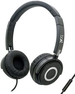 Renewed Boat BassHeads 900 Wired Headphone with Rs 472 amazon dealnloot