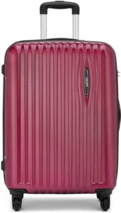 Safari Large Check-in Luggage (79 cm) - GLIMPSE 79 4W WINE - Red at Rs 3699