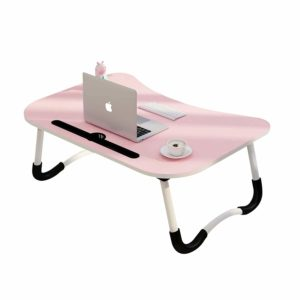 Tarkan Stud Foldable Wooden Mini Desk