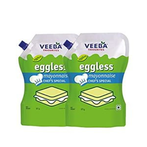 Veeba Eggless Mayonnaise Chef s Special 875g Rs 186 amazon dealnloot
