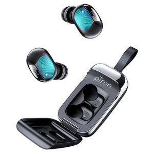 pTron Bassbuds Urban in Ear True Wireless Rs 999 amazon dealnloot