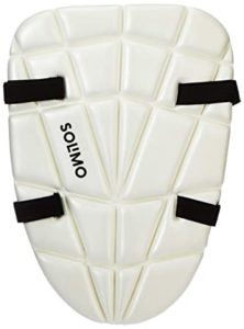 Amazon Brand Solimo Cricket Thigh Guard Men Rs 219 amazon dealnloot