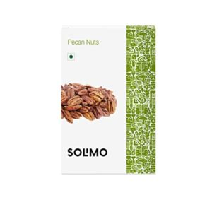 Amazon Brand Solimo Premium Pecan Nuts 250g Rs 350 amazon dealnloot