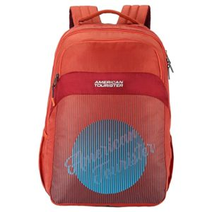 American Tourister Crone 28 Ltrs Deep Rust Rs 609 amazon dealnloot