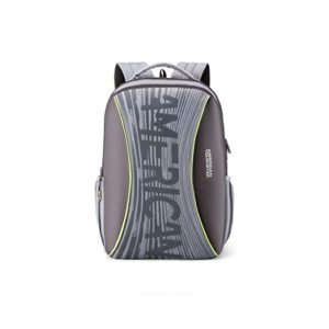 American Tourister Twing 26 Ltrs Grey Casual Rs 599 amazon dealnloot