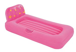 Bestway Dream Glimmers Comfort Air Bed Pink Rs 1499 amazon dealnloot