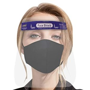 Casago ORFSN04 175 Micron Disposable Face Shield Rs 19 amazon dealnloot