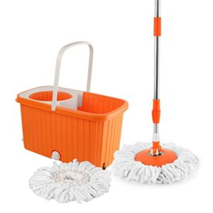 Cello Hi Clean Spin Mop with 2 Rs 899 amazon dealnloot