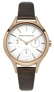 French Connection Analog White Dial Women s Rs 1958 amazon dealnloot