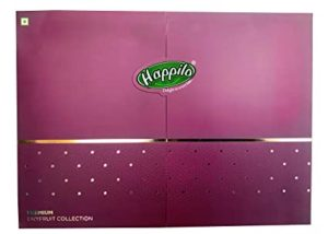 Happilo Celebration Dry Fruit Gift Pack 203P01 Rs 408 amazon dealnloot