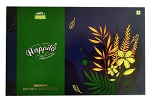 Happilo Celebration Dry Fruit Gift Pack 206P02 Rs 204 amazon dealnloot