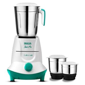 Inalsa Mixer Grinder 550W Jazz Pro with Rs 1780 amazon dealnloot