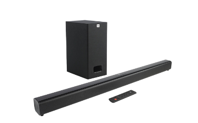 JBL Cinema SB130 2.1 Channel Soundbar with Subwoofer