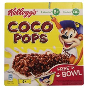 Kellogg s Coco Pops Snack Bar Pack Rs 299 amazon dealnloot