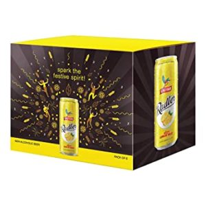 Kingfisher Radler Gift Pack Rs 99 amazon dealnloot