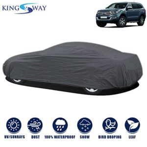 Kingsway Dust Proof Car Body Cover for Rs 355 amazon dealnloot