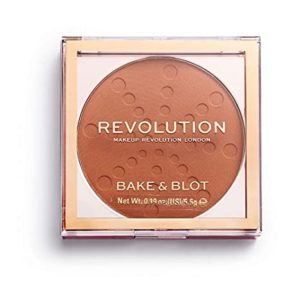 Makeup Revolution Bake and Blot Orange 5 Rs 236 amazon dealnloot