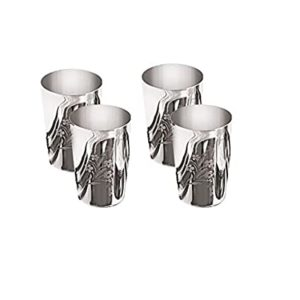 Neelam Stainless Steel 7 22G Lazer Etching Rs 409 amazon dealnloot