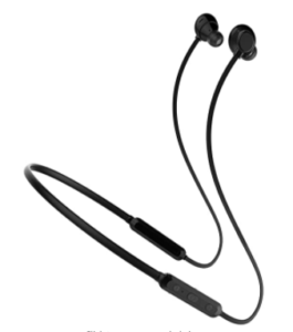 LCARE BlackThunder Sports Bluetooth Wireless Earphone (Black