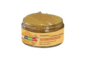 SebonCare Turmeric and Sandal Wood Without Sulfate Rs 40 amazon dealnloot