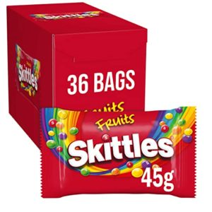 Skittles Fruit Sweets Bag 36 X 45 Rs 2422 amazon dealnloot