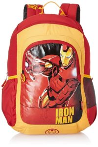 Skybags SB Marvel Champ 07 18 Ltrs Rs 449 amazon dealnloot