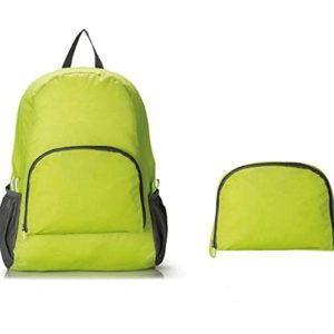 Styleys Polyester Folding Backpack for Travel Hiking Rs 299 amazon dealnloot