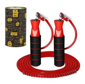 The Dance Bible Adjustable Jumping Skipping Rope Rs 199 amazon dealnloot