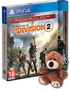 The Division 2 Teddy Bear Rs 1099 amazon dealnloot