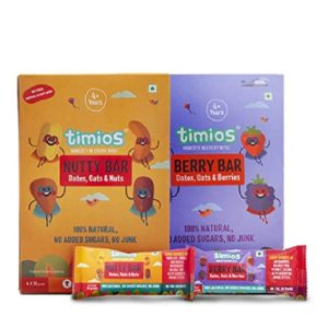 Timios Mix Energy Bars Berry Bar and Rs 190 amazon dealnloot