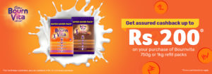 bournvita amazon offer