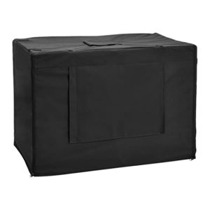 AmazonBasics Dog Metal Crate Cover 42 Inch Rs 679 amazon dealnloot