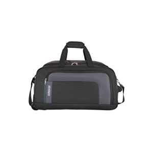 American Tourister Camp Polyester 65 cms Grey Rs 1199 amazon dealnloot
