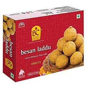 Bhikharam Chandmal Besan Laddu 400g Pack of Rs 325 amazon dealnloot