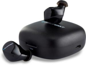 Blaupunkt BTW AIR Bluetooth Headset (Black, True Wireless) at Rs 1999