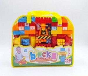 Brunte Toy Building Bricks Educational Games New Rs 153 amazon dealnloot