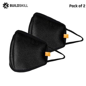 Buildskill B02FM5P Reusable/Washable Outdoor Protection Face Mask